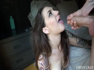 [欧美]两个纹身少男少女在一块激情爱爱