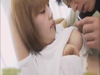 [日韩]多种姿势艹路上刚认识的大奶少女