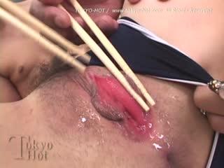[Tokyo-Hot] n0247 教室爐輪姦精液過剰注入 若月秋穂