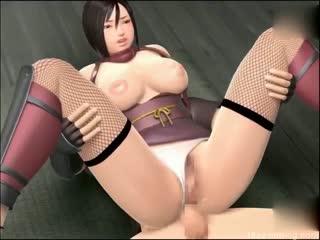 [3D][無字]Kunoichi Midara