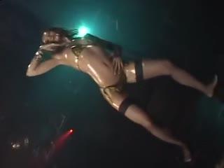 微比基尼油舞