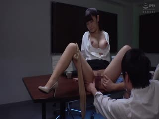 Busty Yu Shinohara amazes with POV Asian blow job