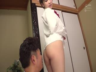 [中文字幕]WANZCN 被平常無口的繼女玩弄乳頭中出的3日間。 椎名空
