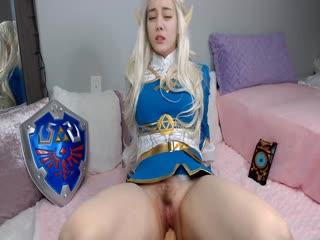 迪丽热巴 精灵公主诱惑