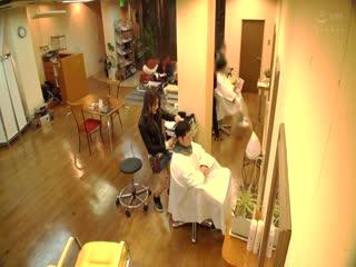 CMD-029 誘惑◆美容室 七瀬ひな パンティと生寫真付き