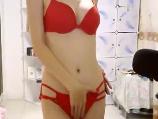 【米粒有故事】红色骚内衣